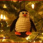 12 Days of Christmas: Penguin Ornament