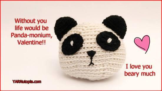 Patrón gratis amigurumi de oso panda - amigurumis y más | 309x550