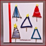 12 Days of Christmas: Christmas Tree Canvas Art