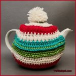 12 Days of Christmas: Festive Teapot Cozy