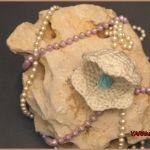 Crochet Tutorial: Clam Shell Amigurumi with Pearl Bead