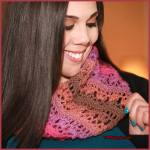 Crochet Tutorial: Think Spring Cowl