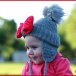 Crochet Tutorial: The Bow-tastic Hat