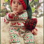 12 Days of Christmas: Simple Stocking Hat – FREE Crochet Video Tutorial