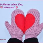 FREE Crochet Video Tutorial: Alpine Stitch Mittens