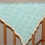 FREE Crochet Video Tutorial: Aspen Baby Blanket