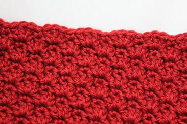 Red Shelly Cowl 8