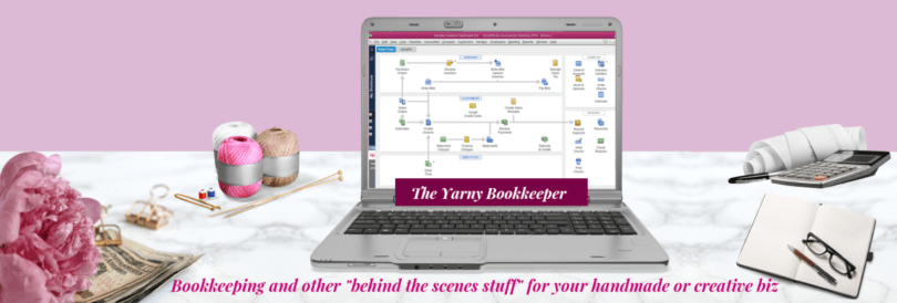 Bookkeeping and other behind the scenes stuff for your handmade or creative biz