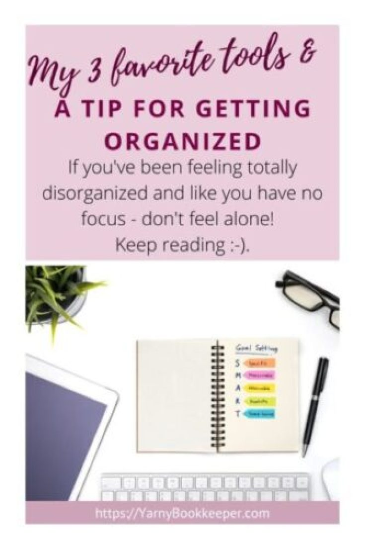 Let's talk about getting organized! I've spent a lot of time in the last couple months taking some on-line classes and doing a lot of searching for organizational and productivity tools, to help me with: getting this blog and website organized find some focus getting social media a lot more under control and something that would help me shorten the amount of time it takes to write a blog post