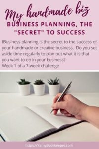 If business planning isn't something you currently do, I strongly encourage you to set aside some time, at least an hour every month. During that hour, focus on what you want to do in or with your business and more importantly what growth you want to achieve in the coming month or year.