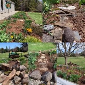 a major garden project