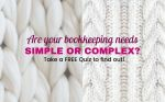 Quiz: Your Handmade Business Bookkeeping-Is It Simple or Complex?