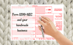 Form 1099-NEC & your handmade business