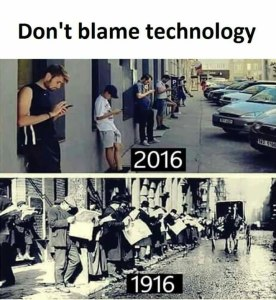 Dont_Blame_Technology_Funny_Meme