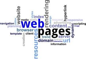 webpages rendering