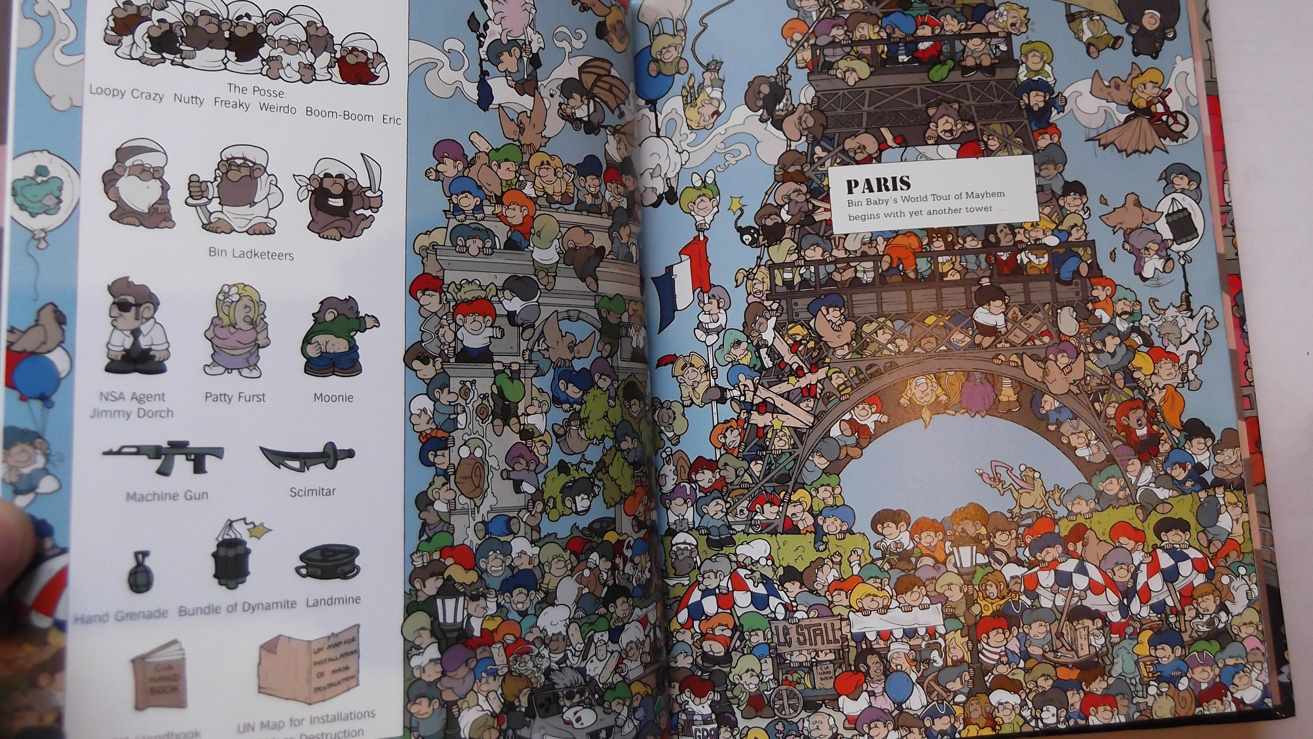 02  Wheres Bin Laden Book  Yarraville Bargains