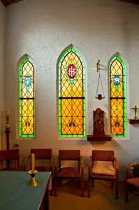 Lady Chapel, St. Cuthbert's Church