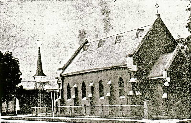 St. Cuthbert, Yarrawonga