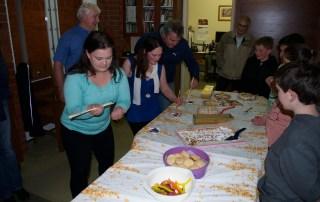 Parish Pot Luck Dinners