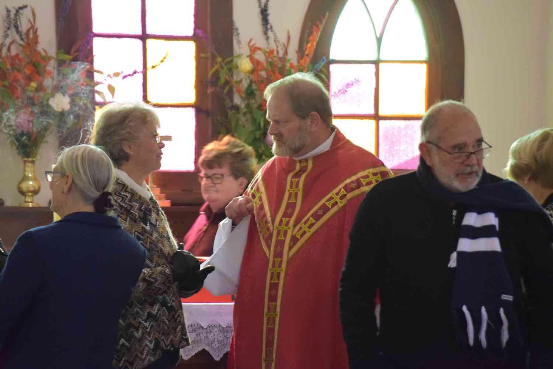St Thomas Patronal 2018