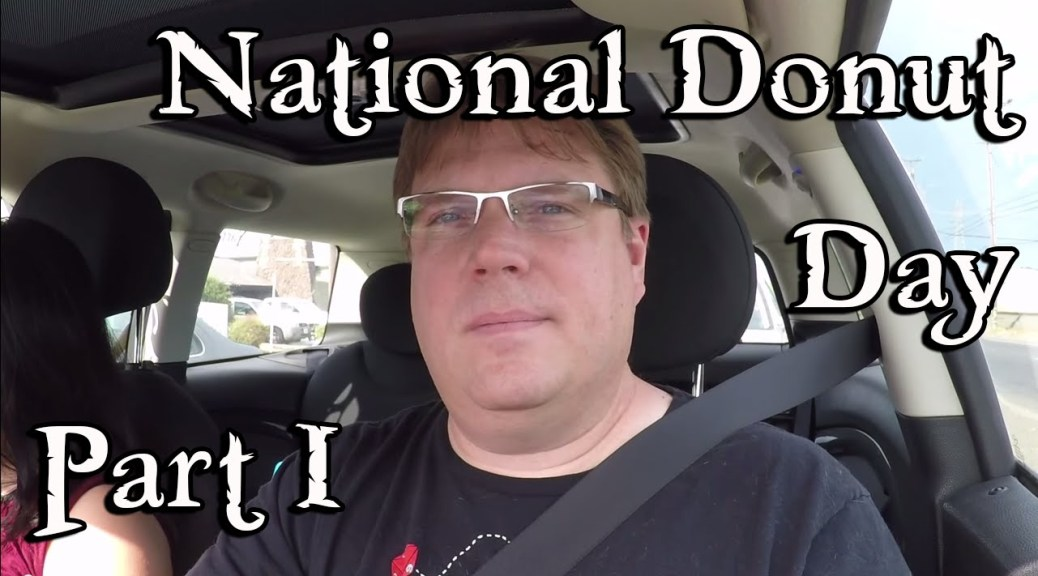 National Donut Day! (Part 1)