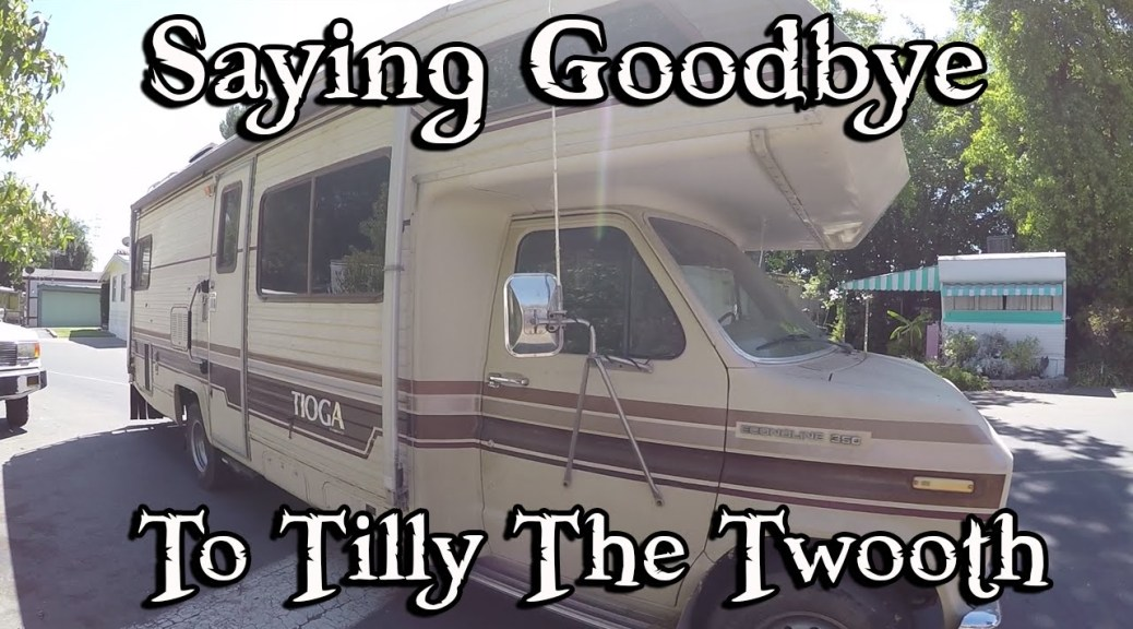 Saying Goodbye to Tilly The Twooth
