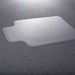 Carpet Chair Mats Wheel Accessories Pvc Mat For Standard Pile Office