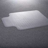 PVC Chair Mat For Standard Pile Carpet Chair Office Mat