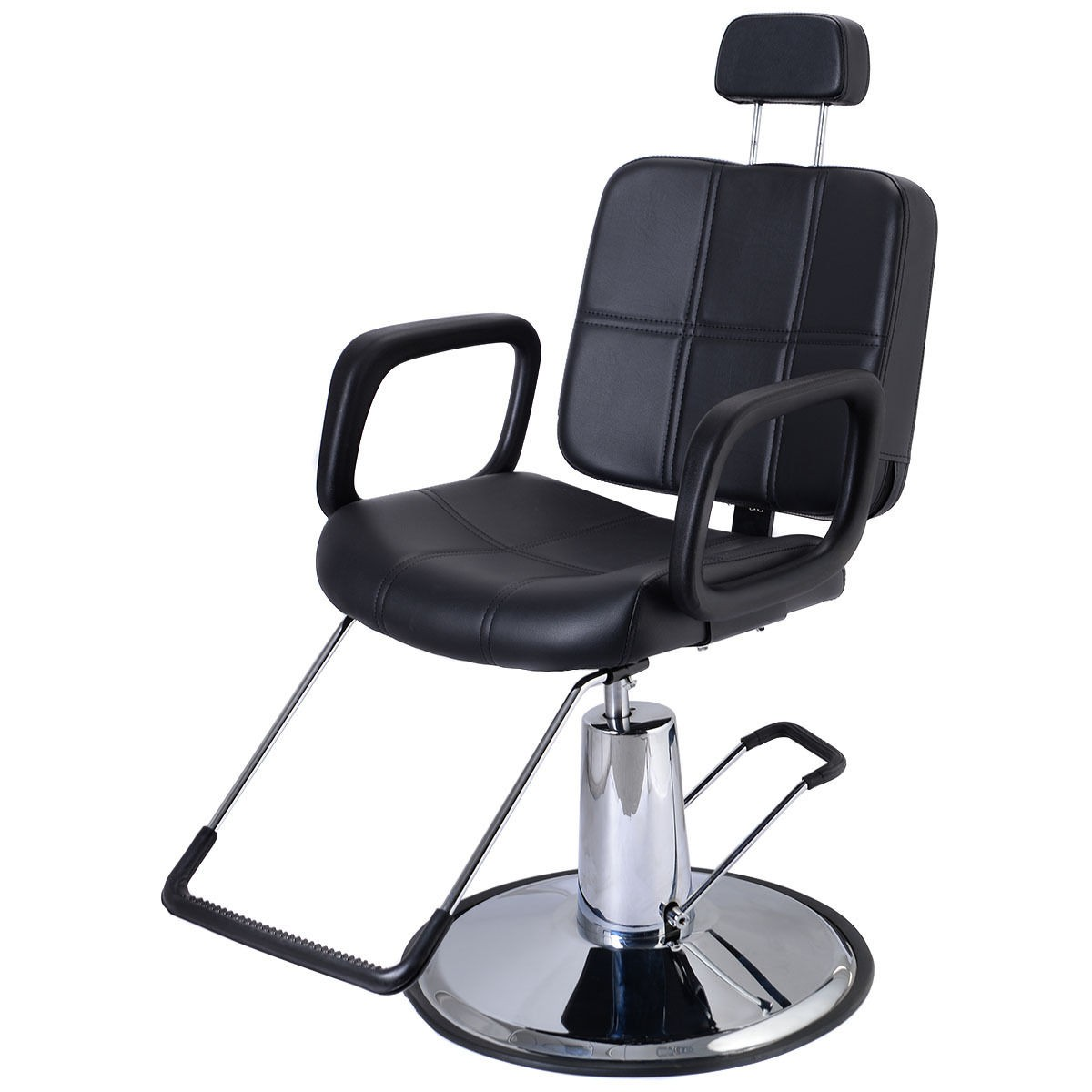 hydraulic hair styling chairs chair cover hire buckinghamshire reclining barber salon beauty spa shampoo