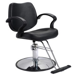 Hair On Hide Office Chair Bedroom M&s Hydraulic Home Soft Barber Shampoo Salon