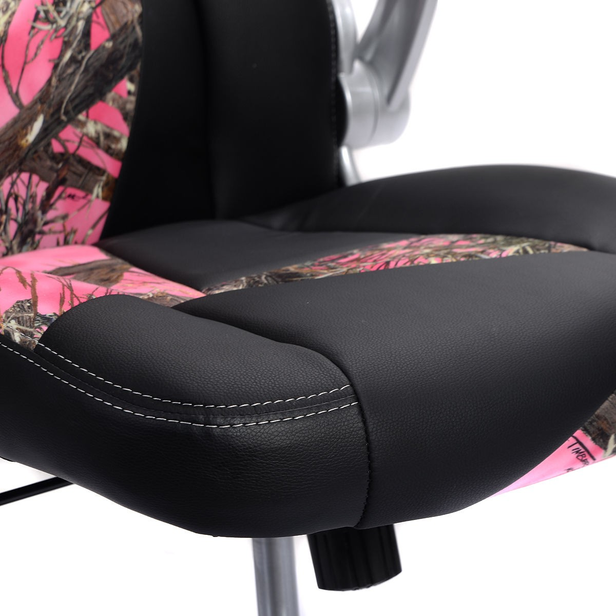 camo office chair best chairs irvington recliner new pu leather high back executive desk task