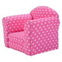 Baby Kids Sofa Armrest Chair Couch Children Living Room ...