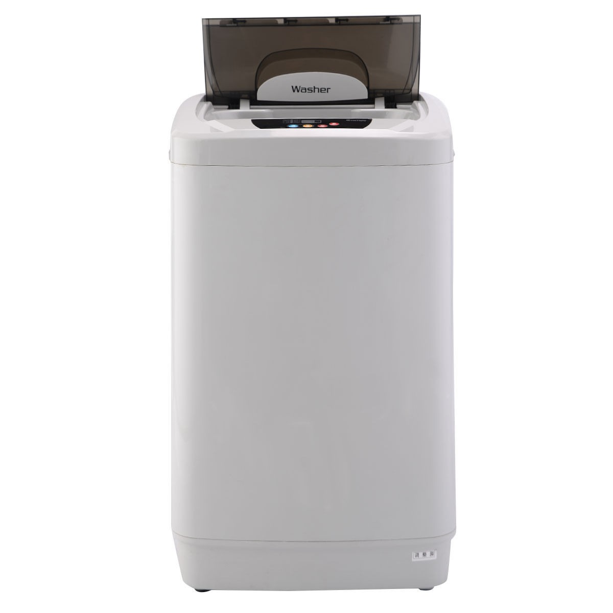 12 LBS Portable Small Washing Machine Fully Automatic Spin