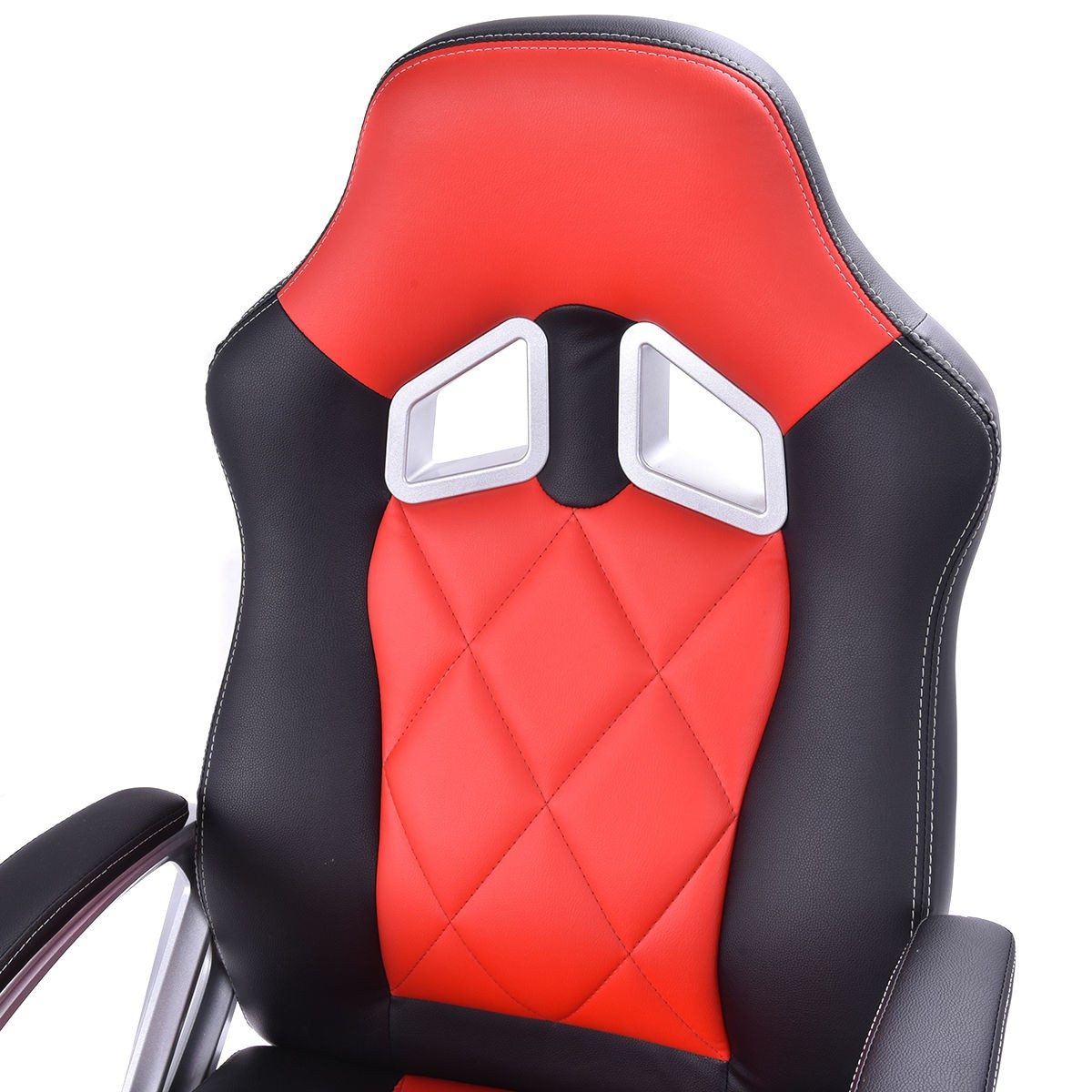bucket racing chair swivel overstock high back style seat gaming