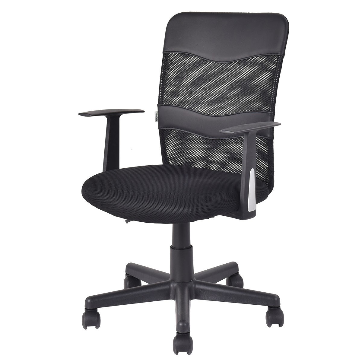 Mesh Ergonomic Office Chair Modern Ergonomic Mesh Executive Mid Back Computer Desk