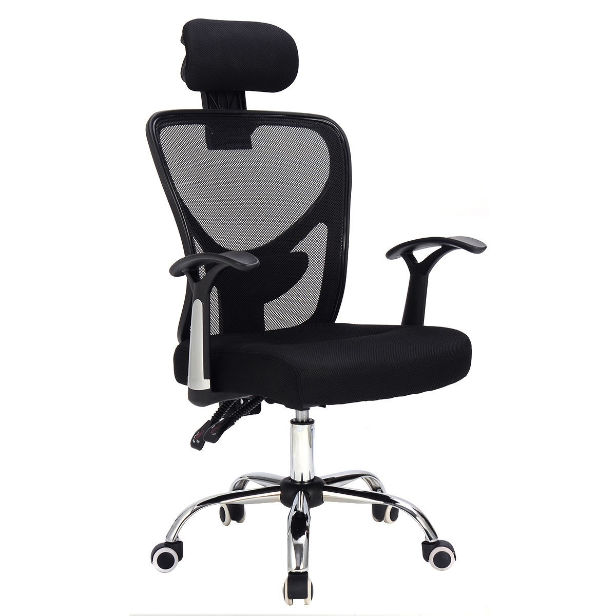 Mesh Ergonomic Office Chair Ergonomic Mesh High Back Office Chair Computer Desk Task