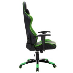Reclining Gaming Chair Folding Rental New High Back Racing Style Office