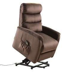 Power Lift Chair Fold Away Table And Chairs Luxury Recliner Armchair Electric Fabric