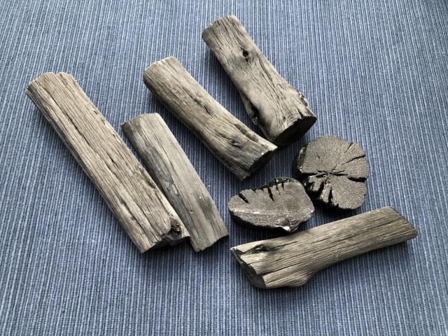 家庭菜園の土作り 炭の使い方と効果