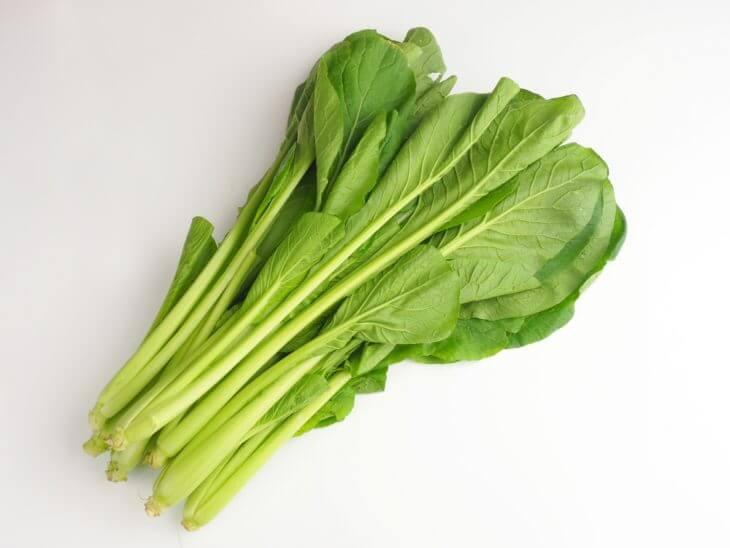 小松菜に含まれる栄養素は?どんな効果効能が期待できる?
