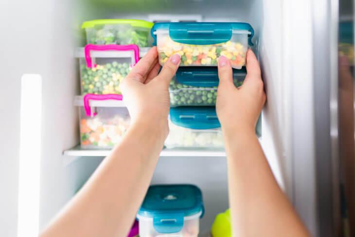 小松菜を冷凍庫で保存するには?