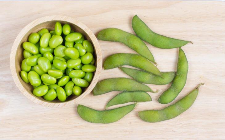 枝豆のカロリーはどれくらい?