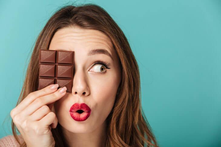 カカオチョコレート