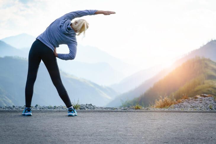 筋肉の疲労を抑える
