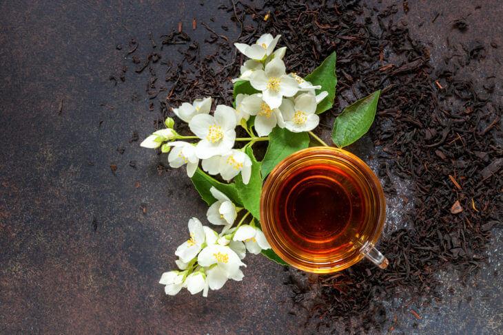 ジャスミン茶の栄養素を紹介!