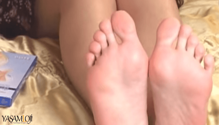 Ayak parmaklarında kaşıntıya ne iyi gelir