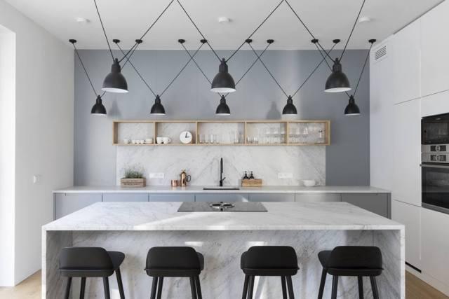 2018 En Popüler Mutfak Tasarım Fikirleri & Şık Mutfak Tadilatı