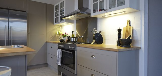 Açık plan mutfak tasarımları