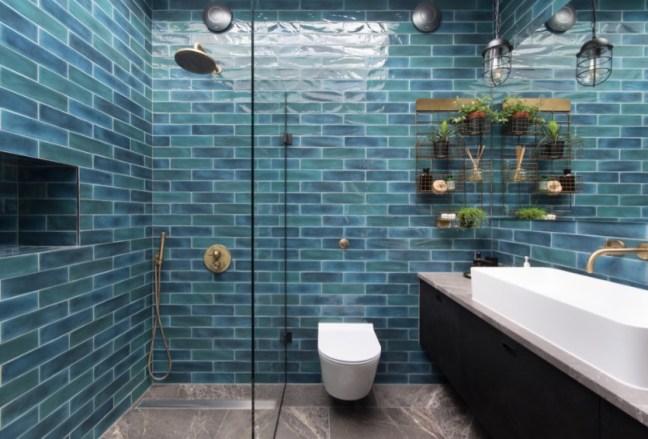 zengin mavi banyolar