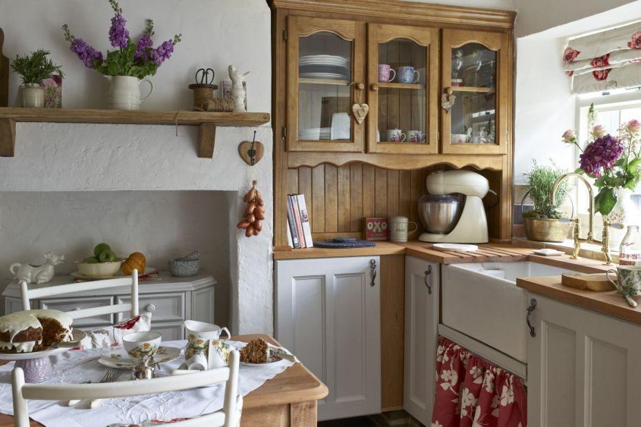 Vintage bir mutfak nasıl tasarlanır
